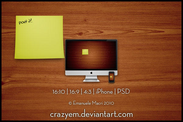 Post it by CrazyEM