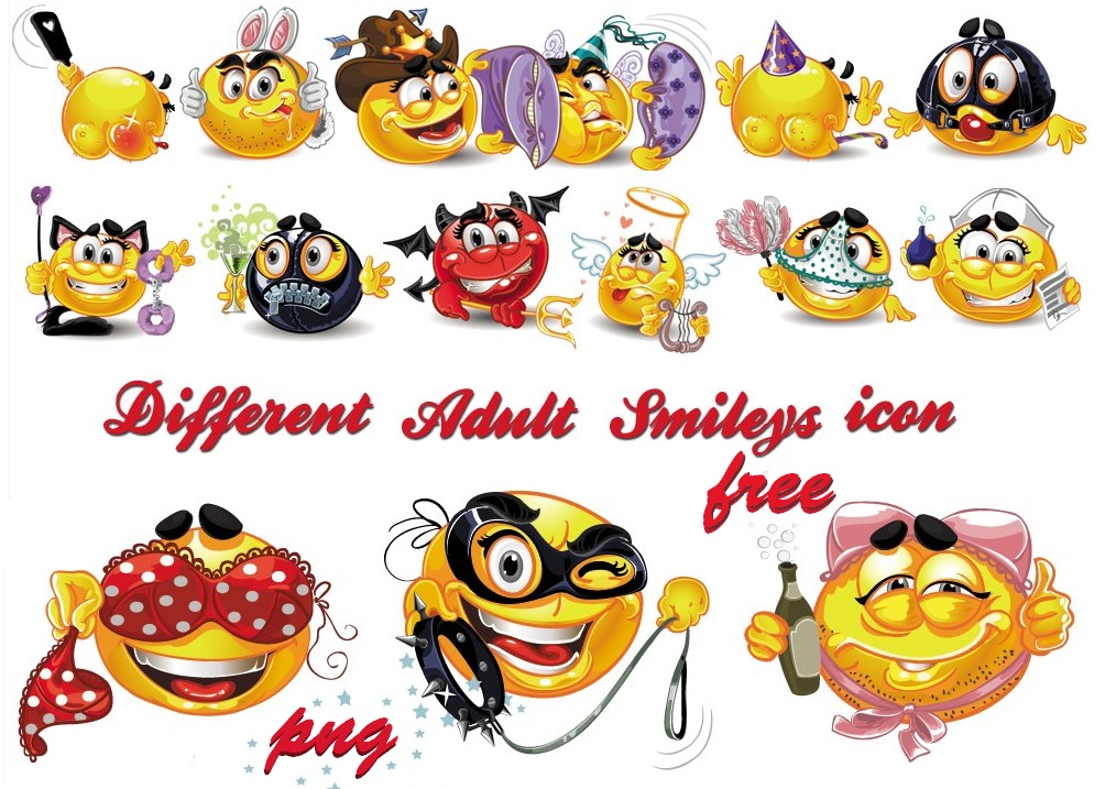 Adult smileys for myspace