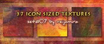 37 icon sized textures set07