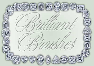 Brilliant Brushes by cataglyphis