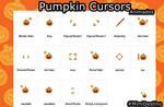 Pumpkin Cursors - Cursores de Calabazitas