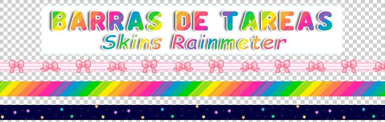 Barras Animadas Skins Rainmeter