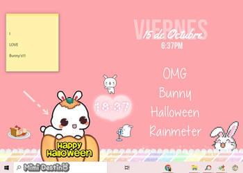 Omg bunny halloween 2 mimidestino rainmeter