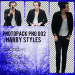 Photopack png 002. Harry Styles