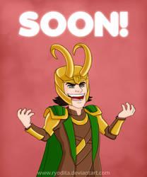Loki's Evil Laugh
