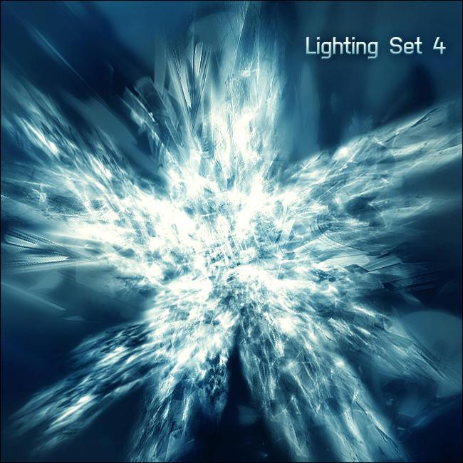 Lighting Set 4 by Spazz24