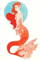 MerMay: Goldfish by MooncatsAndSparrows
