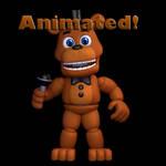 Adventure Freddy (Animated)