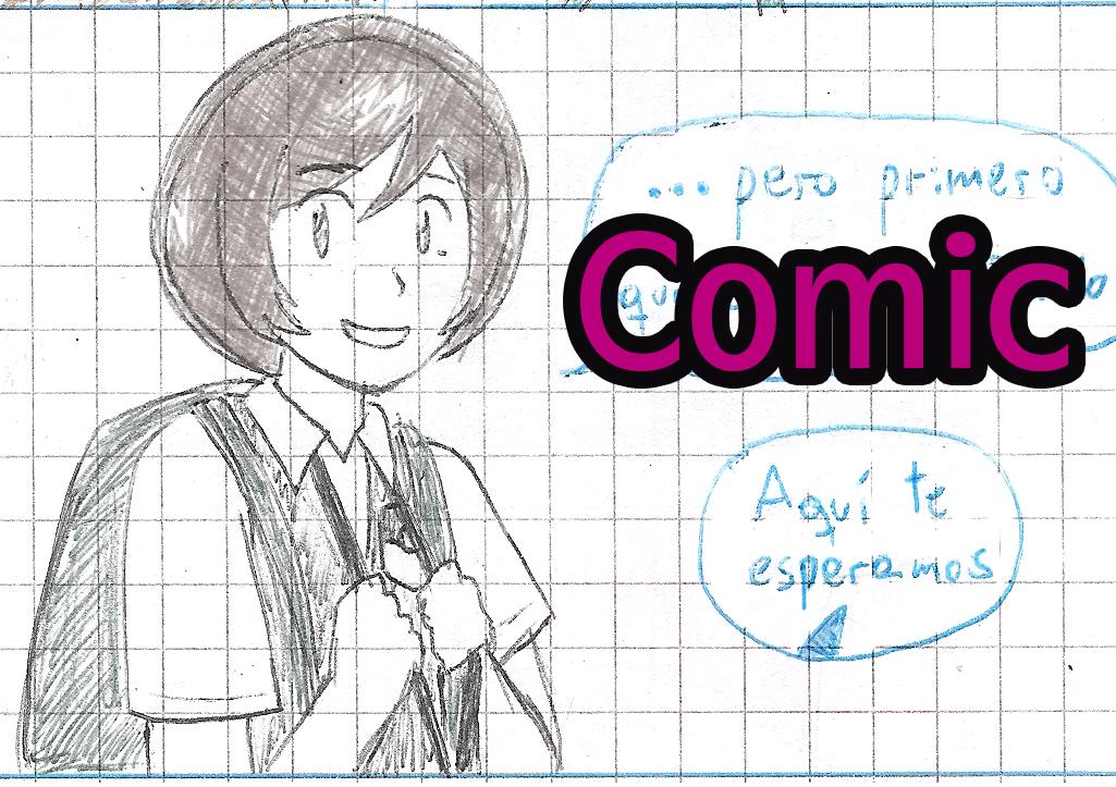 Kalos comic (ENG / ESP) page1