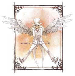 The Masked Gentleman (animated)
