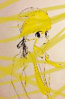 Yellow Knight by OcFreeDinosaur