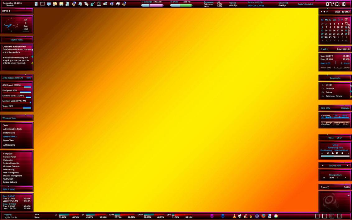 Sephira VR1.5 by sephirotess