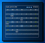 Calendar  Notes VR1.1 by sephirotess