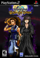 Kingdom Hearts: Chase the Dawn by BurningArtist