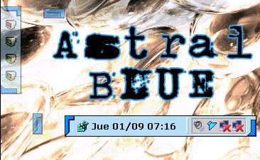 astral blue