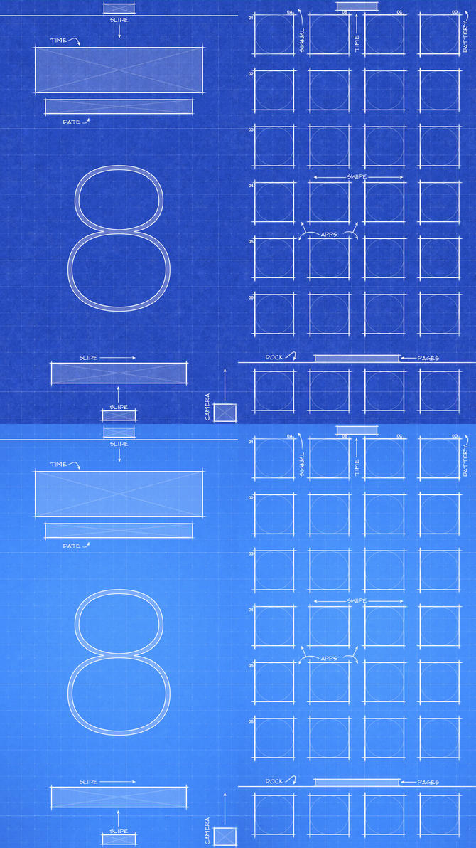 Wonderful Iphone Blueprint Wallpaper - iphone_6_ios8_blueprint_wallpaper_by_jessemunoz-d8058qc  Graphic_94650.jpg