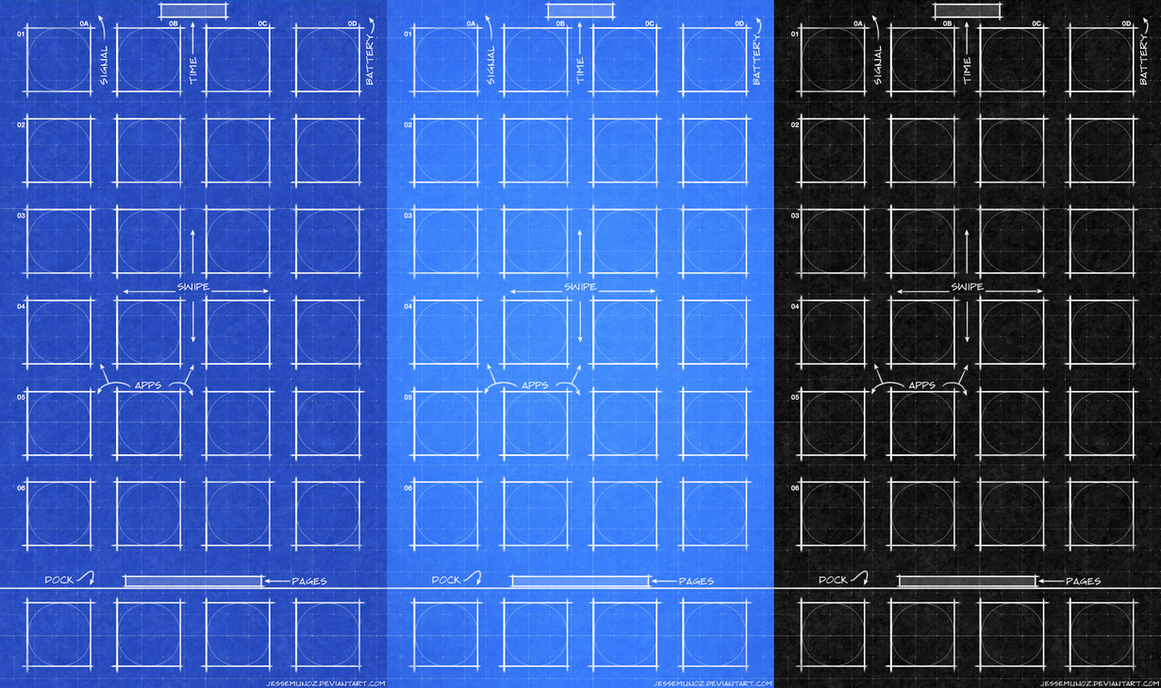 Cool Iphone Blueprint Wallpaper - iphone_ios10_blueprint_wallpaper_by_jessemunoz-dar274q  HD_642917.png