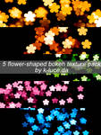 Flower Bokeh Textures