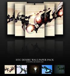 HTC Desire Wallpaper by El-Nombre