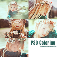 PSD Coloring 01 by Ashleylovesel
