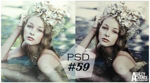 [PSD COLORING #59] Vintage