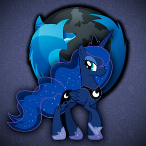 Luna Firefox-Icon