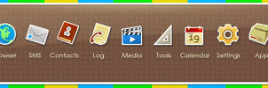 moblie photo icon and download