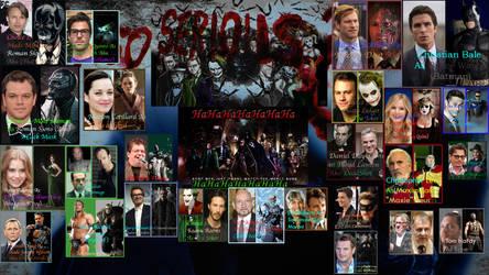 My Dark Knight Cast 4 by mistahj1726