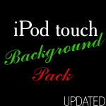 iPod touch Background-Pack by mb-neo