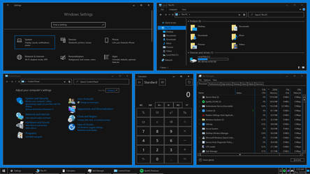 Dark Theme For Windows 10