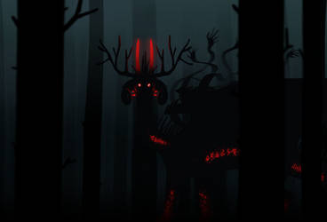FR: Don't go in the woods (animated)