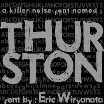 Thurston the Font