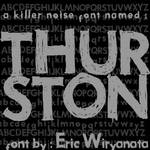 Thurston the Font