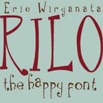 Rilo the Font