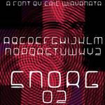 Snorg ver002-Font