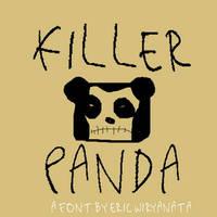 Killerpanda-doanloadablefont