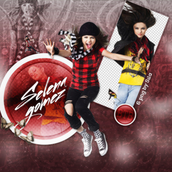 Png Pack (49) Selena Gomez by SilaEOfficial
