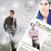 Png Pack (59) Dylan O'Brien by SilaEOfficial