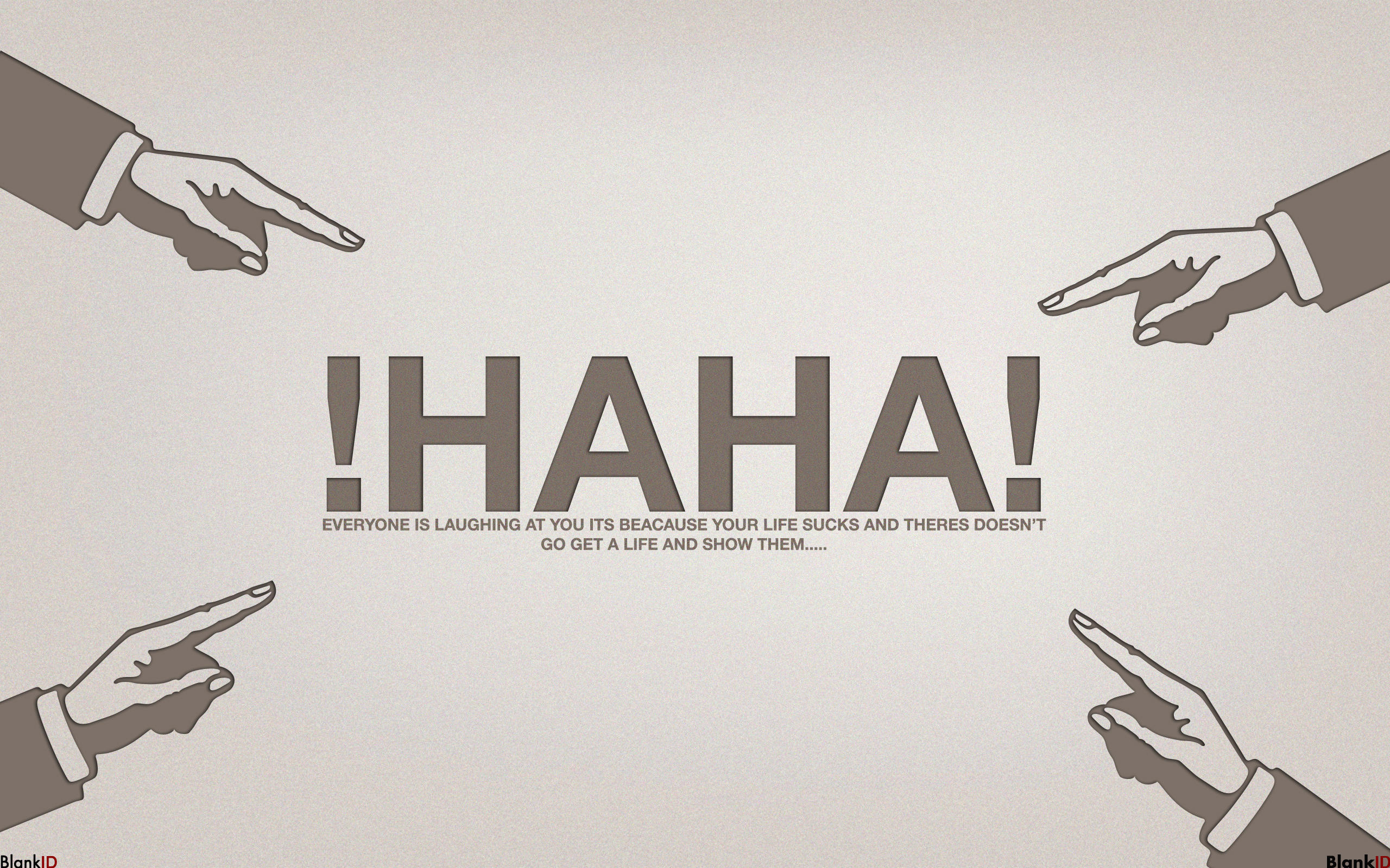 Ha Ha Ha Wallpaper