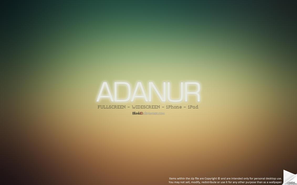 Adanur by BlankID