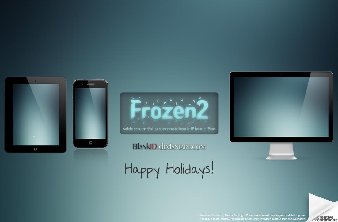 Frozen2 by BlankID