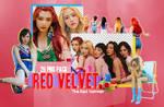 The Red Summer (Red Velvet) PNG Pack