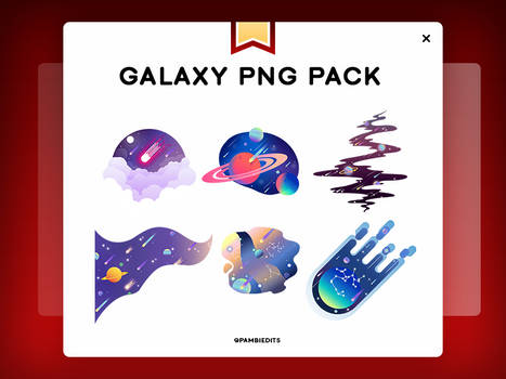 Galaxy PNGs