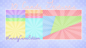 10 Free Candy Textures