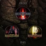 Jedi : Fallen Order Icons by Nyu-One