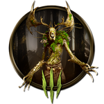 The witcher 3 Icon : Leshen by Nyu-One