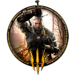 The witcher 3 Geralt icon by Nyu-One