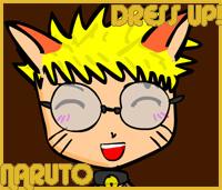 Dress up Naruto by IoSonoOblivion