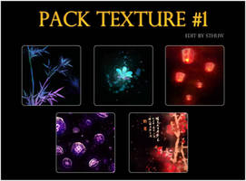 180811 PACK TEXTURE #1 by sthuw