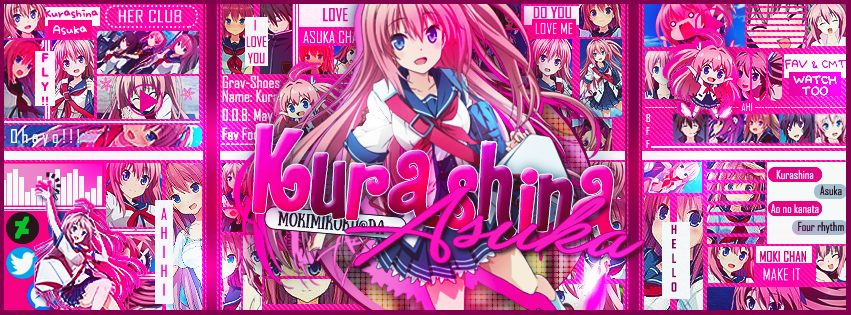 Cover#136-Kurashina Asuka [Iggy] by MokiMikoku